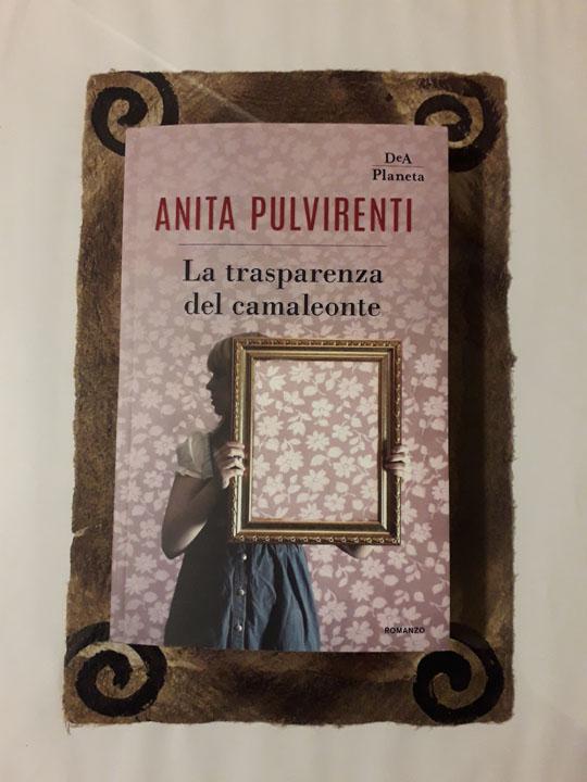 La trasparenza del camaleonte, di Anita Pulvirenti.