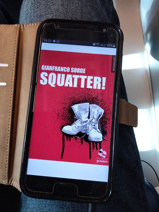 Squatter, di Gianfranco Sorge.
